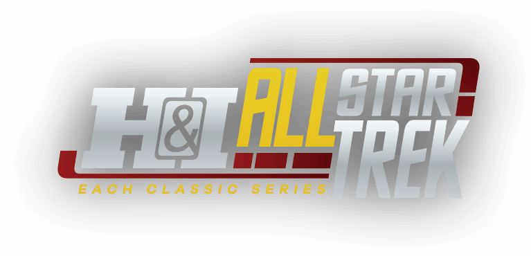 H&I All Star Trek - Each Classic Series